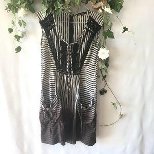 Nanette Lepore Silk Mini Dress